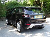 Land Rover Range Rover Evoque SD4 DYNAMIC (black) 2014-09-16