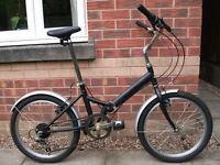 Bike/Bicycle (Folding)