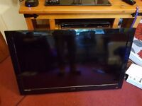 """Technika 40"""" TV with Wall Mount £120 No Offers Can Deliver Within Reason"""