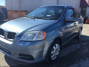 2007 Pontiac Wave Certified + E-Tested