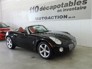 2006 Pontiac Solstice A/C BLUETOOTH USB AUTOMATIQUE