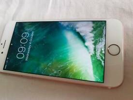 Iphone 6s rose gold 64 GB EE UK