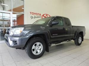 2014 Toyota Tacoma * 4X4 * 4CYL * GR ELECT * A/C * MAGS *