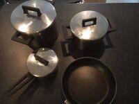 7-Piece Pots and Pans
