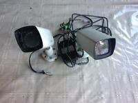 ENEO CCTV INFRA RED NIGTH VISION CAMERAS WITH WIRES SMETHWICK £25
