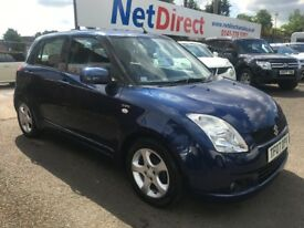 Suzuki Swift 1.5 GLX 5dr - LOW MILEAGE. 1 LADY OWNER.