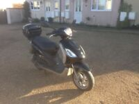 Piaggio fly 2011 low mileage
