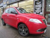 CHRYSLER YPSILON 1.2 S 5dr (start/stop) (red) 2012