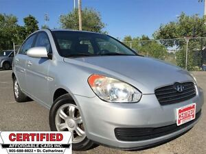 2007 Hyundai Accent GL ** HEATED SEATS **
