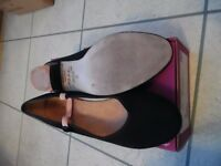Katz Character Dance Shoes, Size 5 (EU 38)