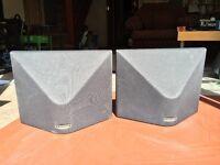 Mission Cinema Speakers: M7C1 Centre & M5DS Rear (x2)