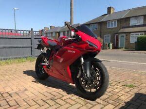 Ducati 848 08 Cat N 12K miles