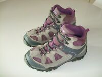 Girls' walking boots, size 4, in excellent condition
