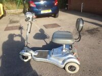 Road-knight Mini mobility scooter fits in car boot
