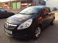 2008 VAUXHALL CORSA 1.2 BREEZE 3 DOOR