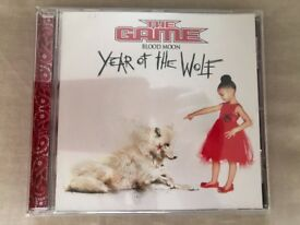 The Game Blood Moon Year Of The Wolf CD NEW