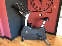 Life Fitness C3 exercise bike in excellent condition - get ready for your holiday!