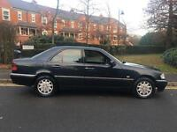 2000/V REG MERCEDES C240 AUTOMATIC ** CHEAP CAR TO CLEAR ** £795