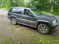 Jeep grand cherokee 4.7 V8 swap or sell