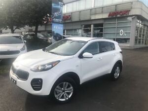 2017 Kia Sportage LX/AWD/AUTO/AIR/HTD SEATS/HANDS FREE/ALLOYS