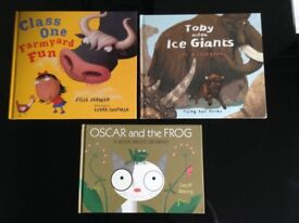 Books for boy in (bundle)