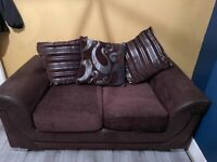 2 x 2 seater couch used