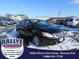 2014 Nissan Sentra SV! ONLY 45K! Trade-In! Save!