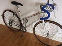 Peugeot ladies vintage racer racing bike