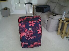 LARGE TRIPP SUITCASE - LITTLE USED - SOLD