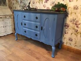 Stunning Antique shabby chic sideboard!