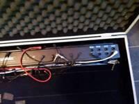 Warwick pedal board /Flight case