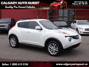 2011 Nissan Juke SV ALL WHEEL DRIVE / LEATHER / MUST SEE