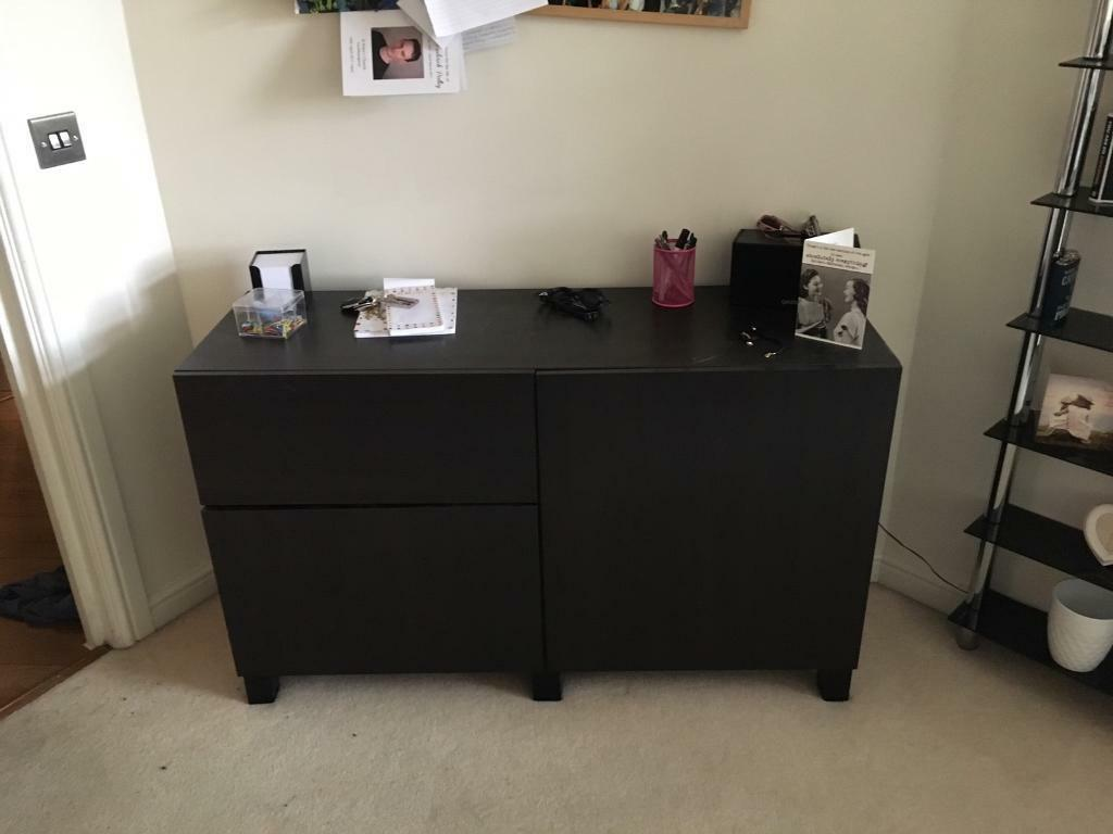 Draws and cupboard