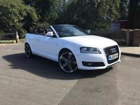 AUDI A3 CABRIOLET *LADY OWNER* LOW MILLAGE