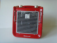 Honeywell 2,5KW Heavy Duty Fan Heater