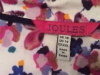 Size 18 Joules tunic/ shirt dress