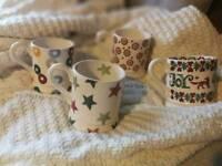 Emma Bridgewater 1/2 pint mugs