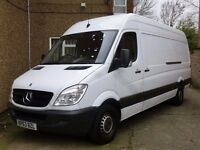 MERCEDES BENZ SPRINTER CDI 313 HIGH ROOF 2013 --ONE OWNER