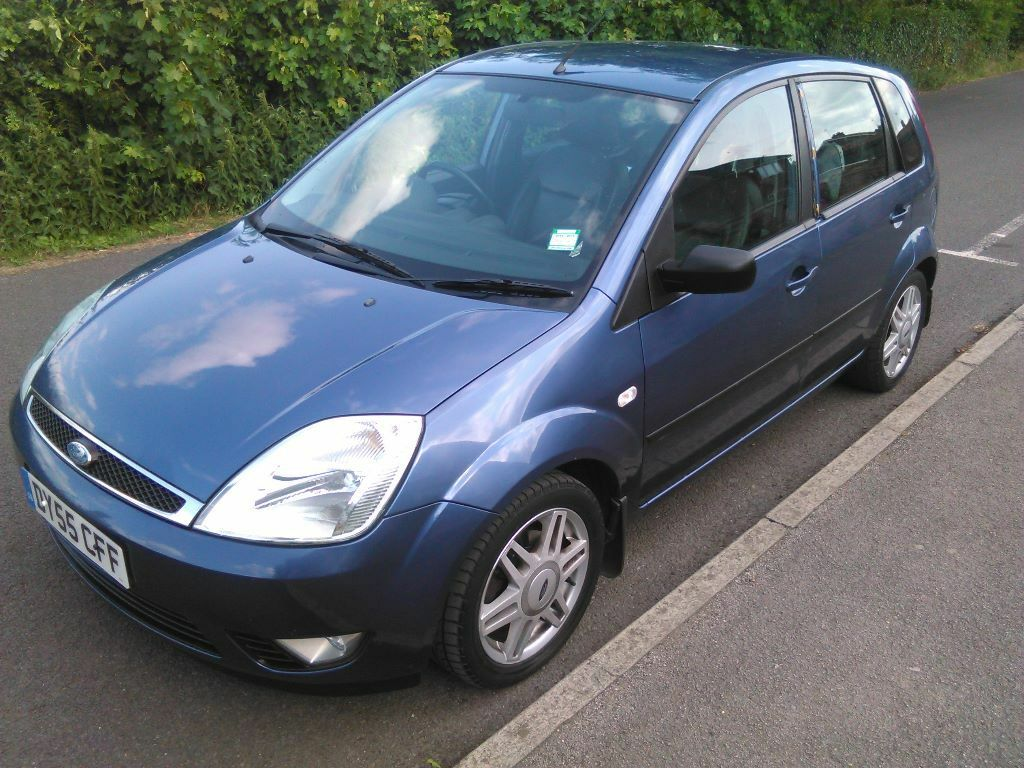 ford fiesta ghia 1 4 petrol 2005 in york north yorkshire gumtree. Black Bedroom Furniture Sets. Home Design Ideas