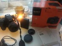 Sony A58 camera like new!