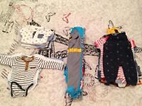 Baby Boys Bundle 6-9 Months