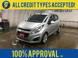 2015 Chevrolet Spark LT*CVT*LEATHER SEATS*KEYLESS ENTRY*MY LINK