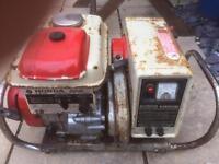 Honda generator e800e 1970's