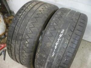Two 245-40-18 snow tires $120.00