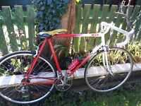 mbk racing bicycle