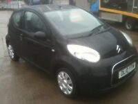 10 PLATE CITROEN C1 VTR+ 51000MILES 3DR 60+MPG £2O ROAD TAX £3250
