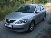 Beautiful high spec Mazda 3TS in excellent condition.