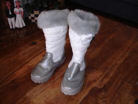 Girl's Diesel Snow Boots