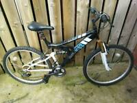 """Raleigh Mission 26"""" gents mountain bike"""