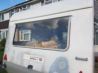 C1 cadet sprite retro caravan